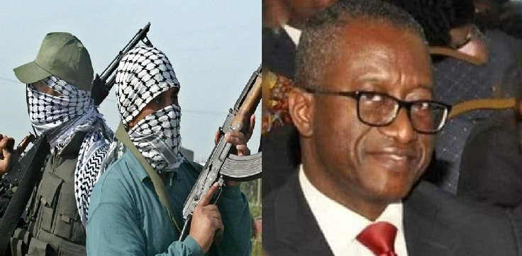 Gunmen kidnap Senior Advocate of Nigeria in Delta State