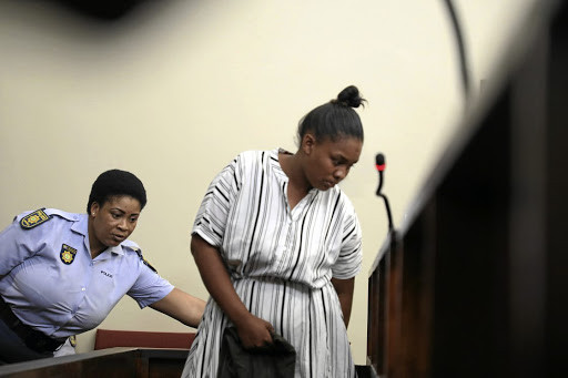 Woman who killed her 4 children with rat poison gets 4 life sentences