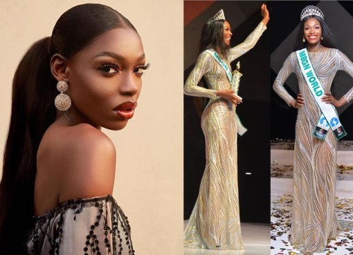 Miss Rivers is 2019 'Most Beautiful Girl in Nigeria'