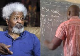 Nigerian educational system is horrifying – Soyinka