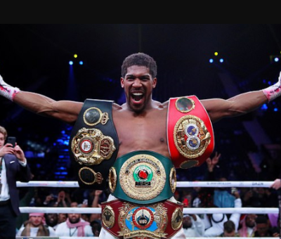 Anthony Joshua defends WBO title before June 2020, fights Oleksandr Usyk