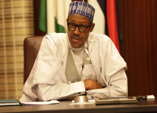 Coronavirus: Nigeria begins fumigation of President Buhari's office