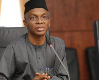 Governor Nasir El-Rufai, tests positive for Coronavirus