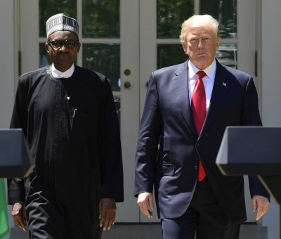 U.S government warns its citizens against travelling to Nigeria