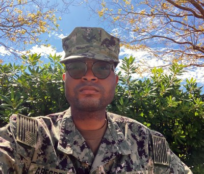 """My country of birth failed me but U.S Navy saw potentials in me, says Nigerian who renounced country to join U.S military"