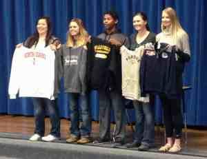 LaCrosse High School 2017 seniors - League of Education Voters