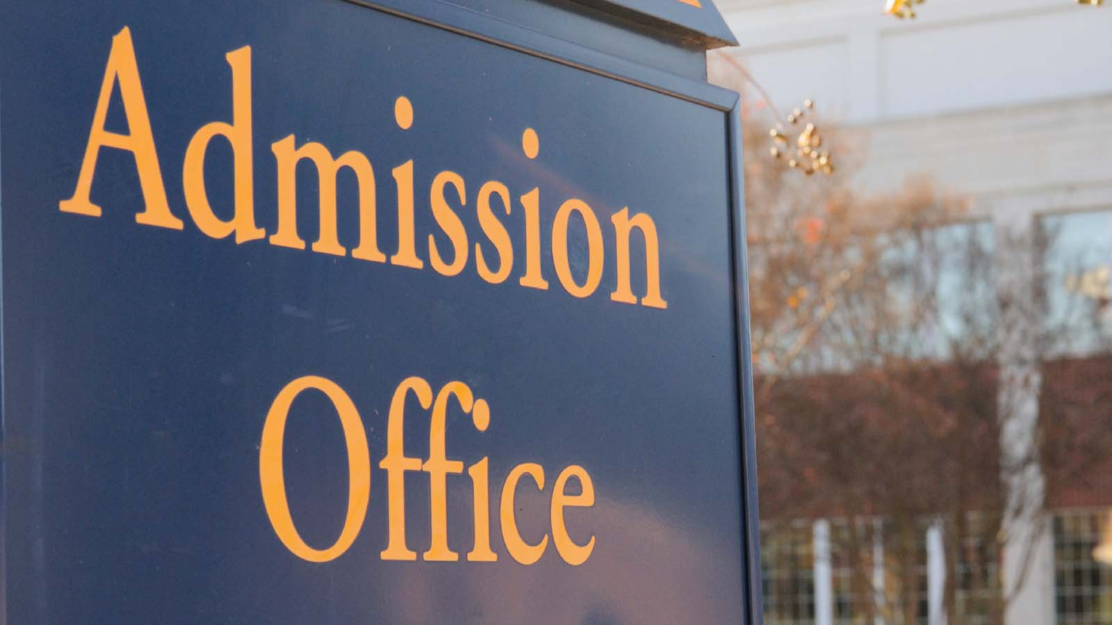 Image result for admissions office