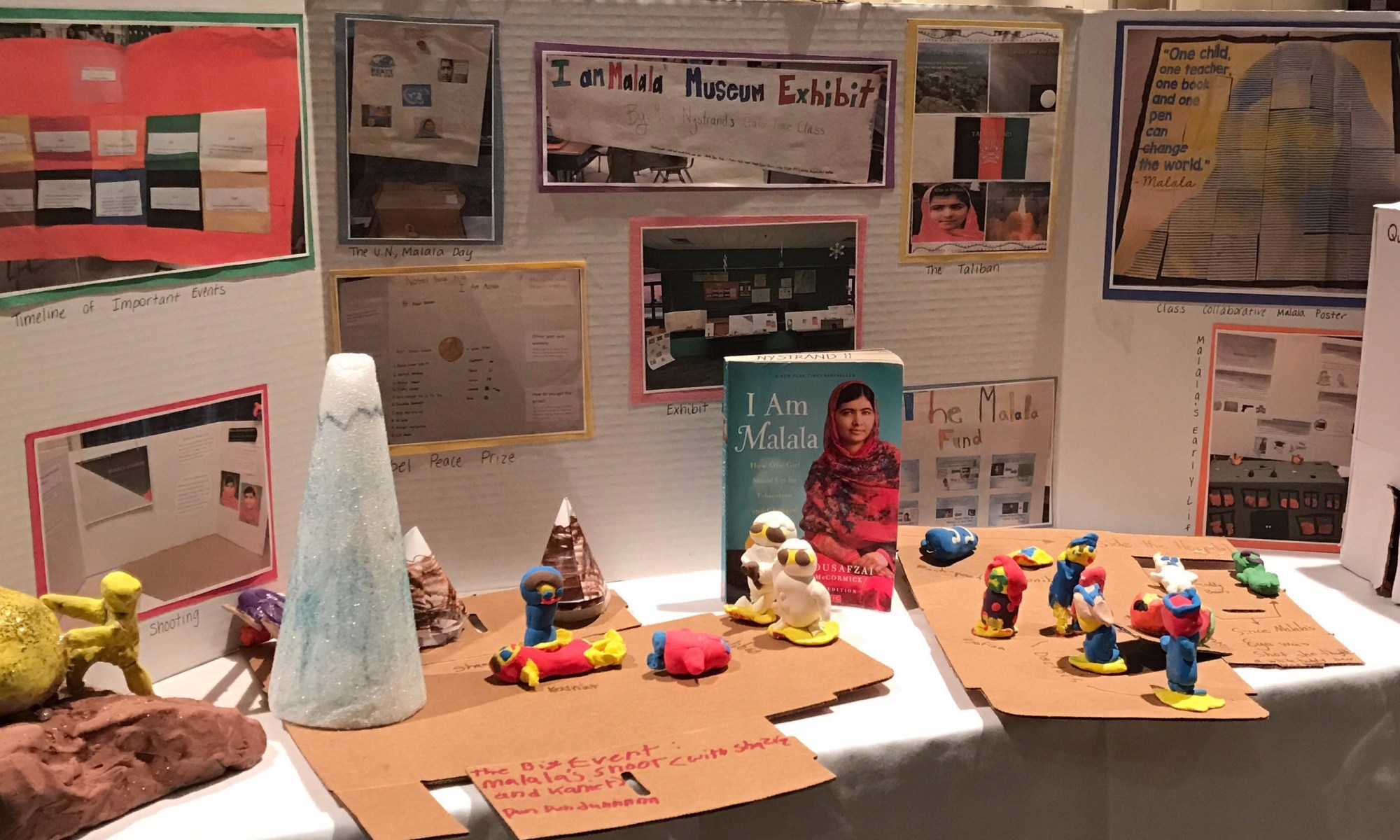 Project-Based Learning Activity about Malala