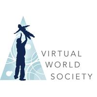 Virtual World Society Logo