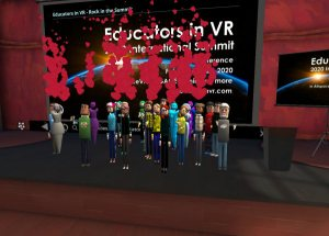 Tom Furness Keynote the window - Educators in VR International Conference