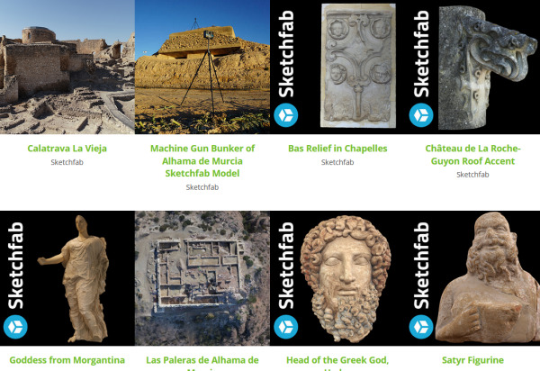 Photogrammetry Examples and Resources