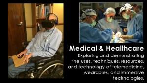 Educators in VR XR Medical & Healthcare Team