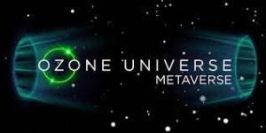 Ozone Universe logo.