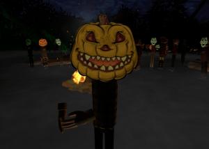 Halloween pumpkin head 2020 (Small)