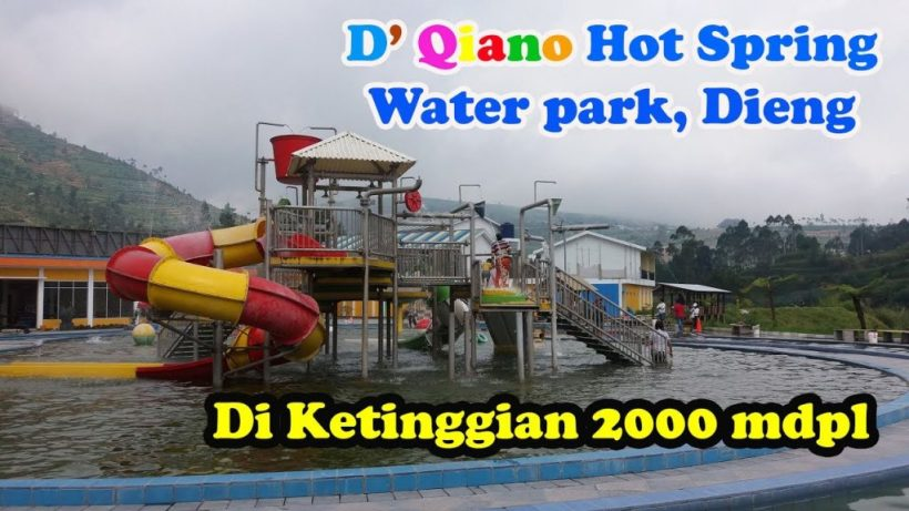 D'Qiano Hot Spring Water Park