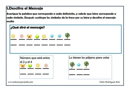 DESCIFRA EL MENSAJE_001