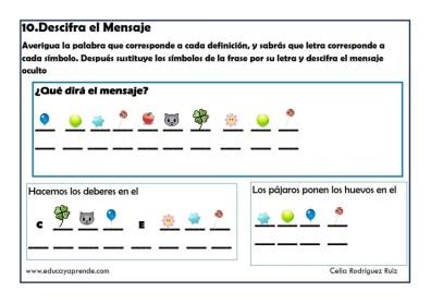 DESCIFRA EL MENSAJE_010