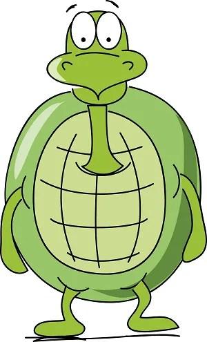Juego educativo: la técnica de la tortuga