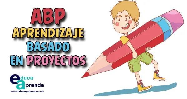 ABP, aprendizaje basado en proyectos