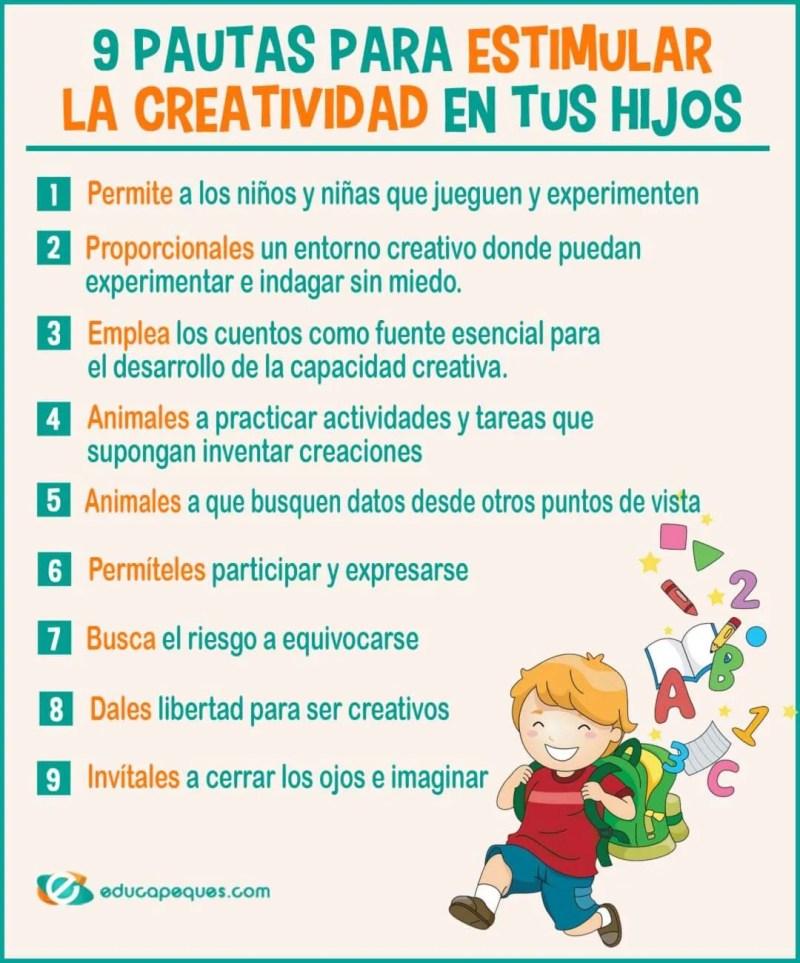 infografia creatividad