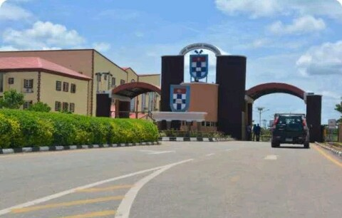 21 year old Akporode emerges best graduating student with 5.0 CGPA at ABUAD