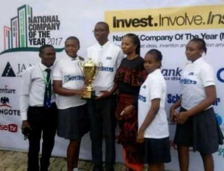 Noble Height College to represent Nigeria at JA competition in South Africa
