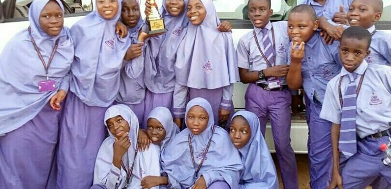 GEW: Junior school team clinches top prize in entrepreneurship competition