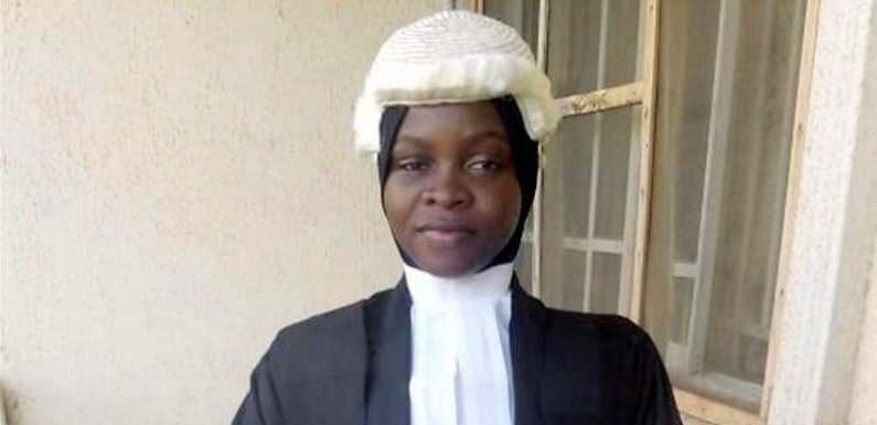 Mixed reactions trail Law graduate denied call to bar over hijab