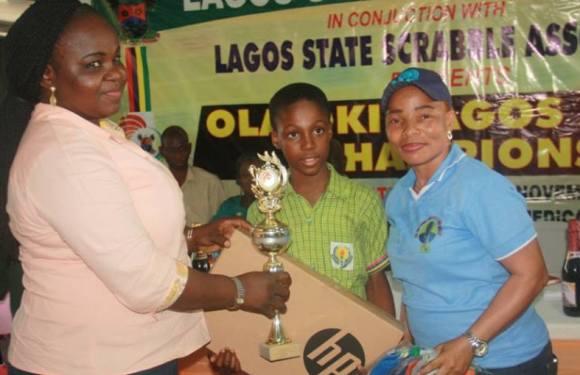 Lagos Model College wins scrabble championship