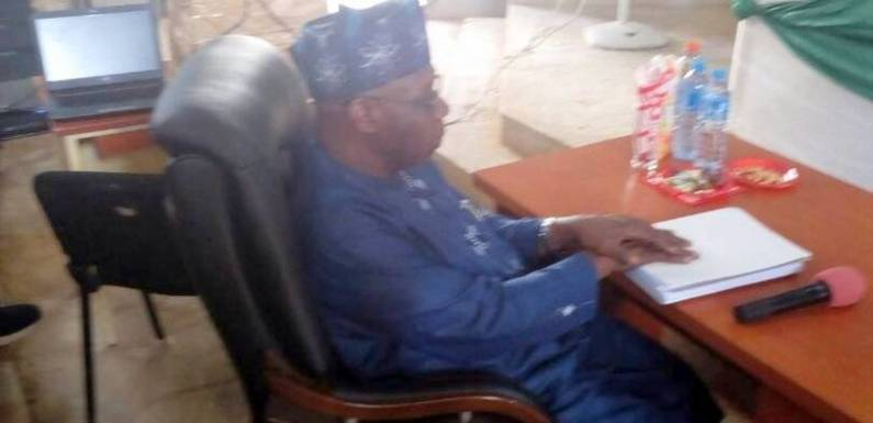 Obasanjo bags PhD in Christian Theology
