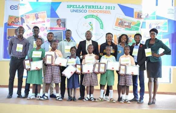 Winners emerge in Spell&Thrill!™ state finals 2017