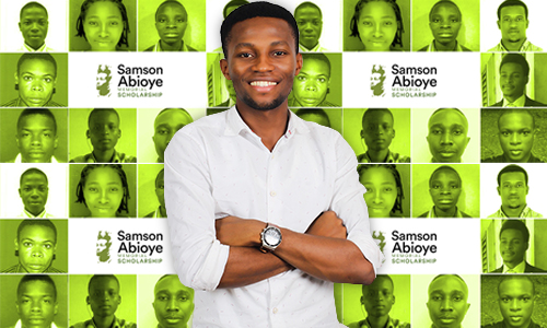 Ten emerge winners in Samson Abioye Memorial Scholarship