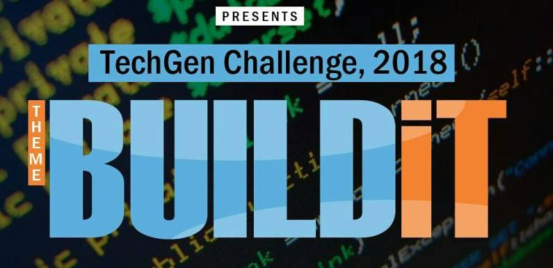 TechGen Challenge for primary and secondary school pupils 2018