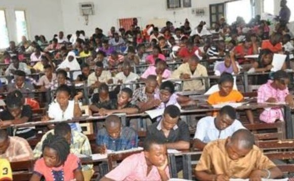 Meaning of 'outstanding', 'withheld' on WAEC results