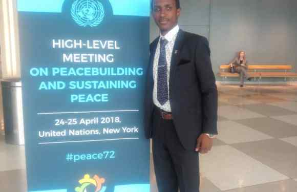 My experience at the United Nations General Assembly