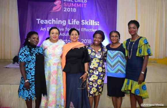 Group advocates life skills education for girls