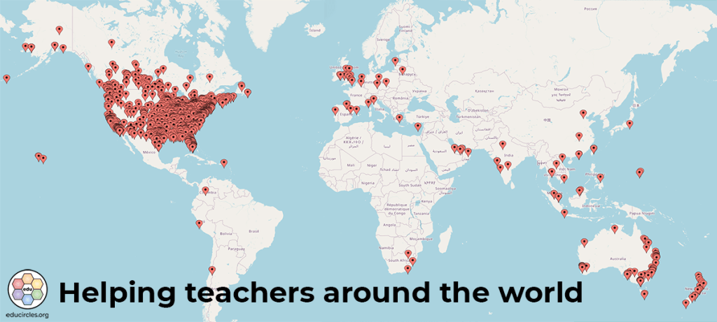 Educircles 21st century learning resources helping teachers around the world