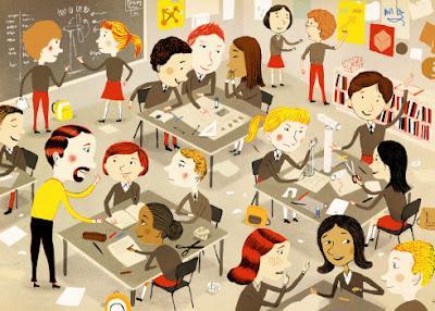 ¡Viva el aprendizaje cooperativo!