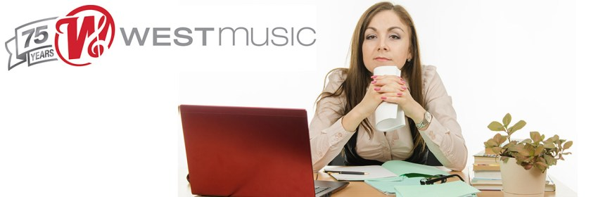Funding Resources at West Music