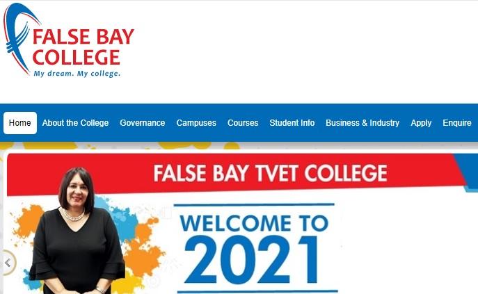 False Bay TVET College Jobs 2021