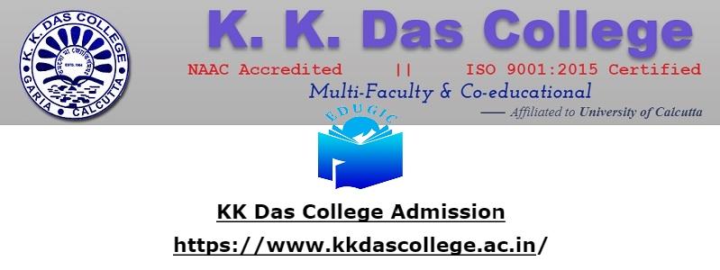 KK Das College Admission
