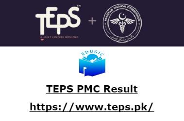 TEPS PMC Result