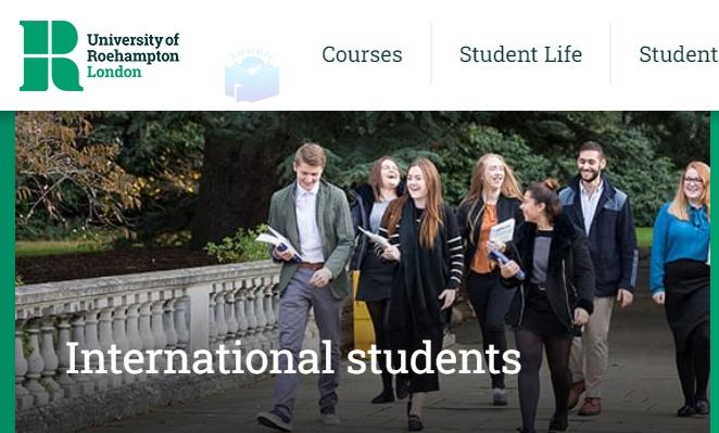 Roehampton Student Portal Login