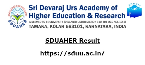 SDUAHER Result