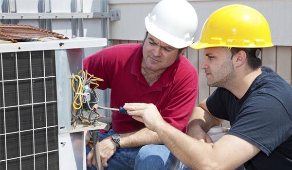 HVAC technicians