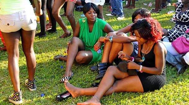 Uganda ladies