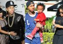 """""""You Are A Bitch"""" – Blac Chyna Took To Her Chat Calls Out Baby Daddy, Tyga -PHOTOS"""