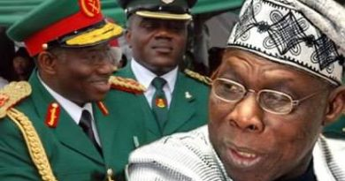 """""""Jonathan, From Beginning, Was Too Small For The Presidency"""" – Obasanjo"""
