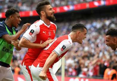 Arsenal Beat Chelsea To Win 13th FA Cup