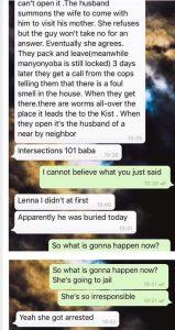 South African Man gossip 2